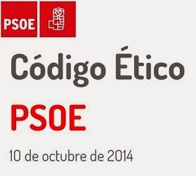 CODIGO ETICO PSOE