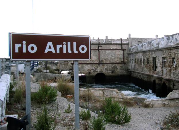 rio arillo