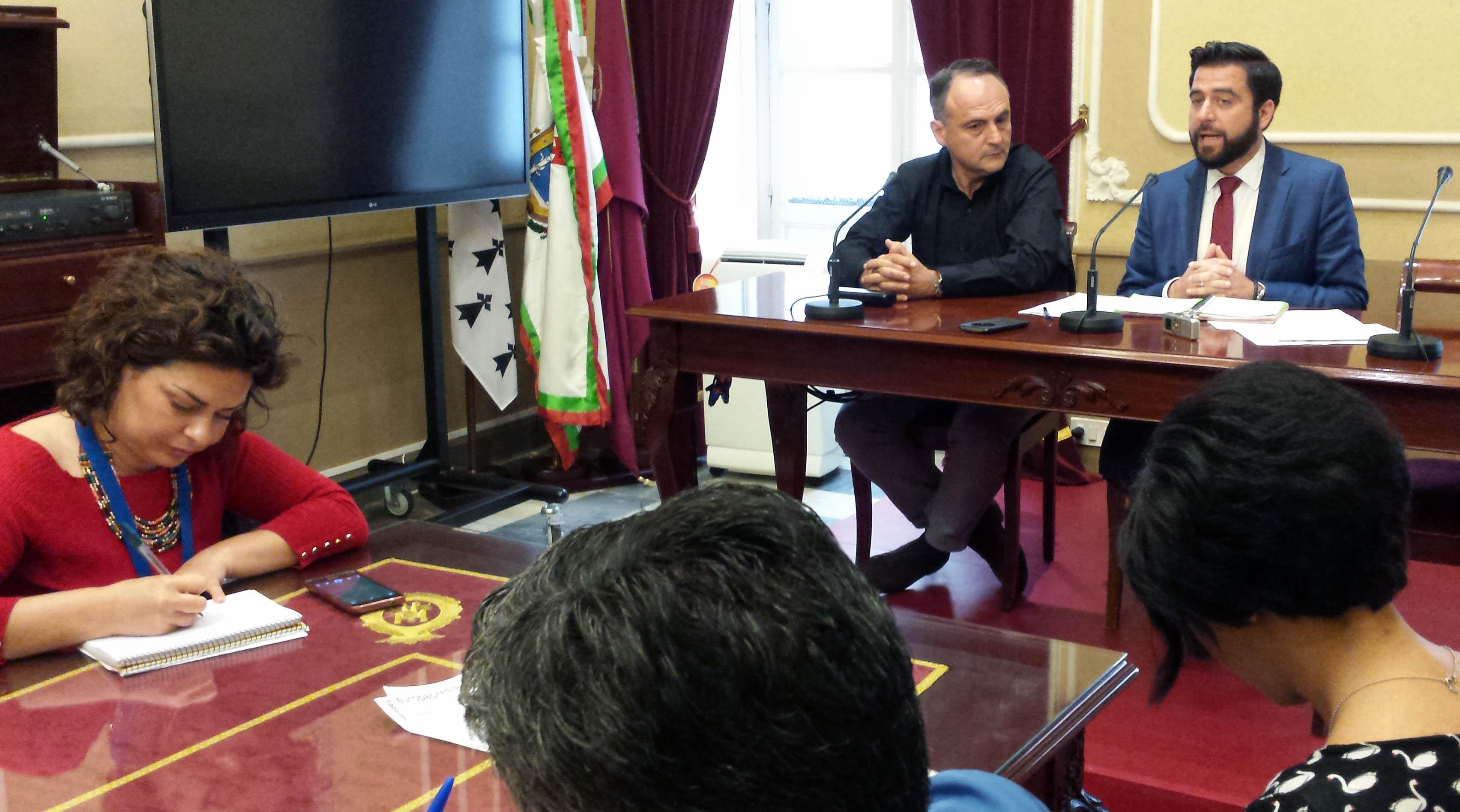 Rueda prensa PSOE 260416