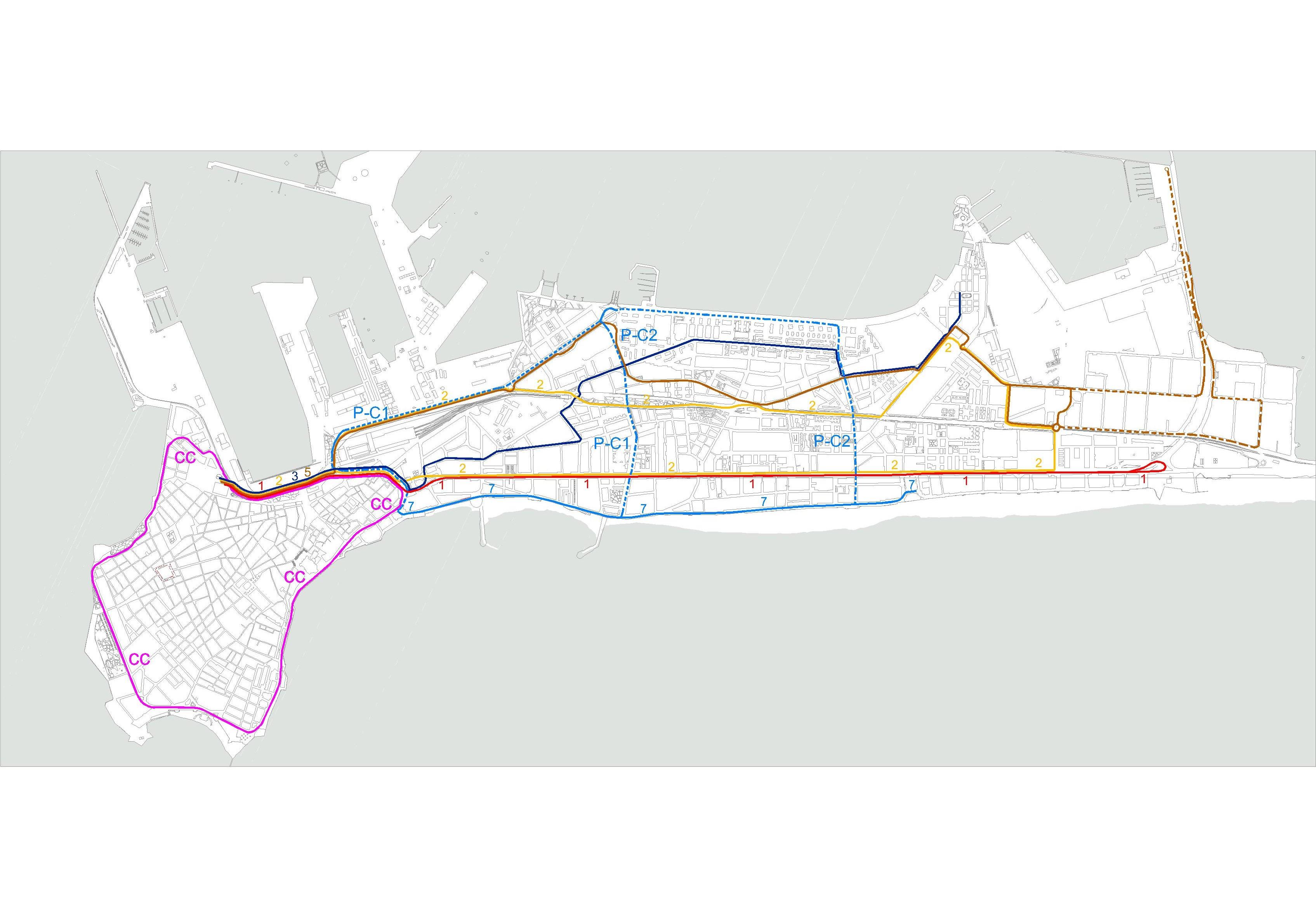 IDEOGRMA- Líneas autobuses