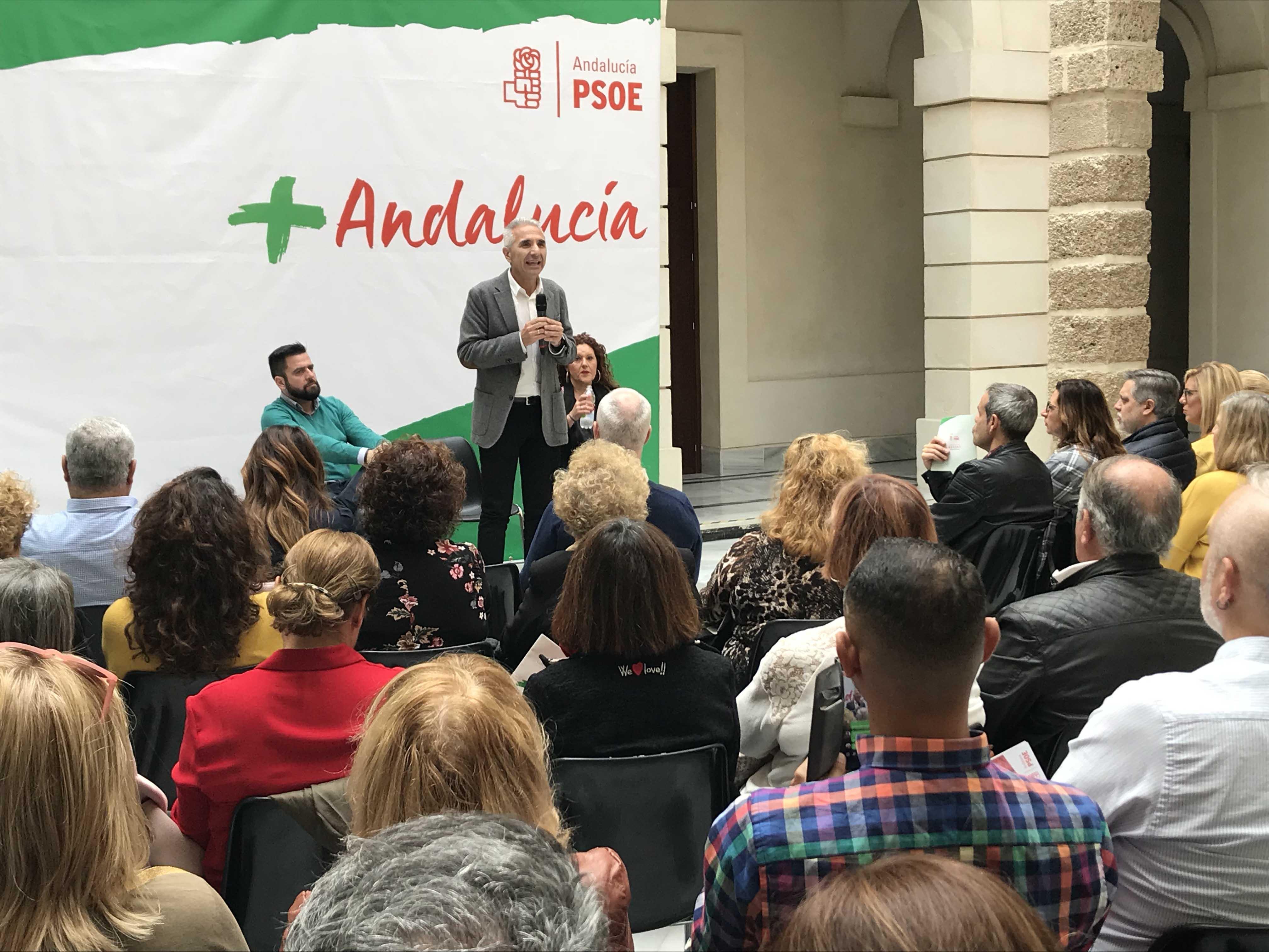 ENCUENTRO CULTURA PSOE 4