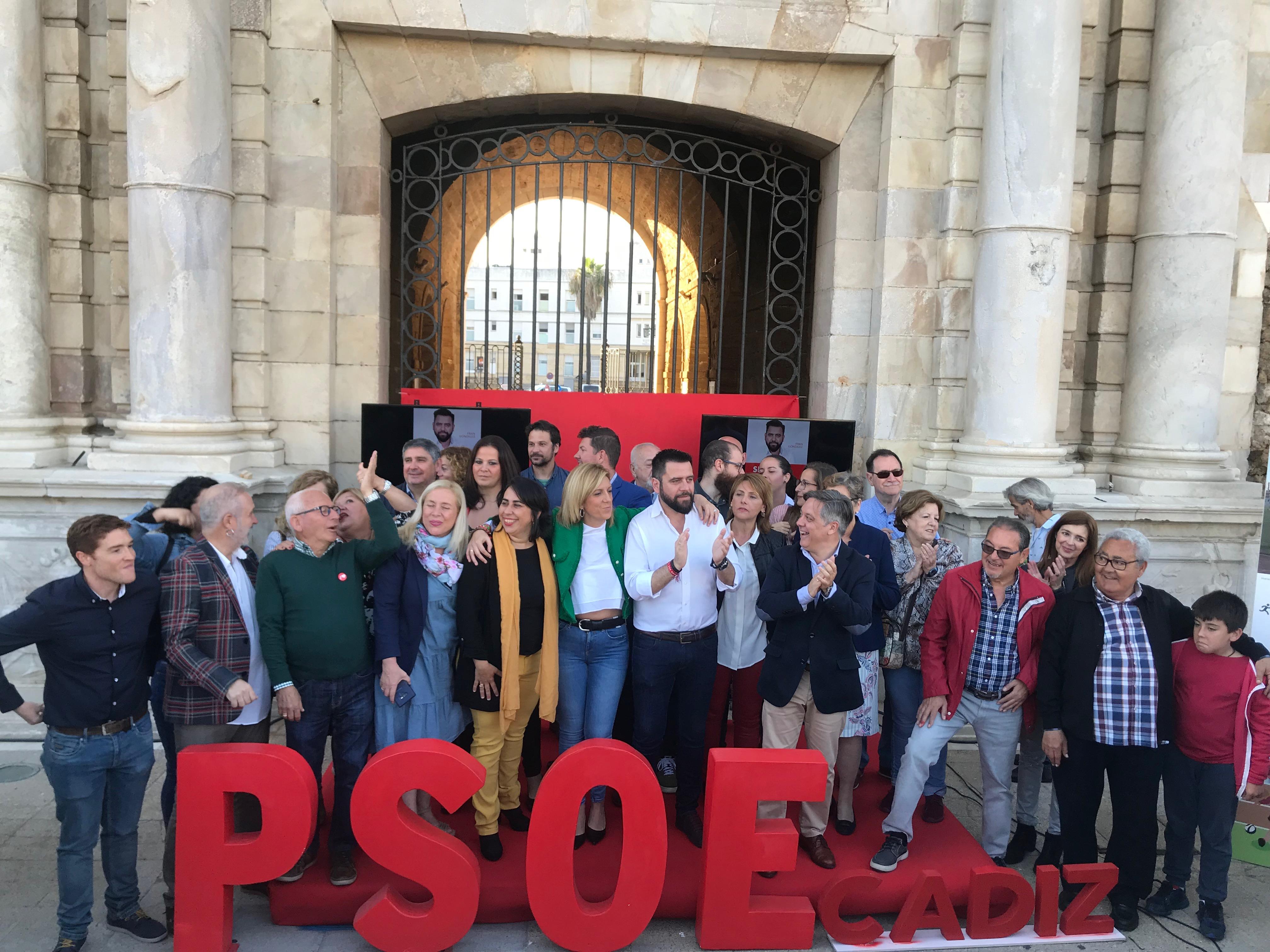 INICIO CAMPAÑA PSOE 4