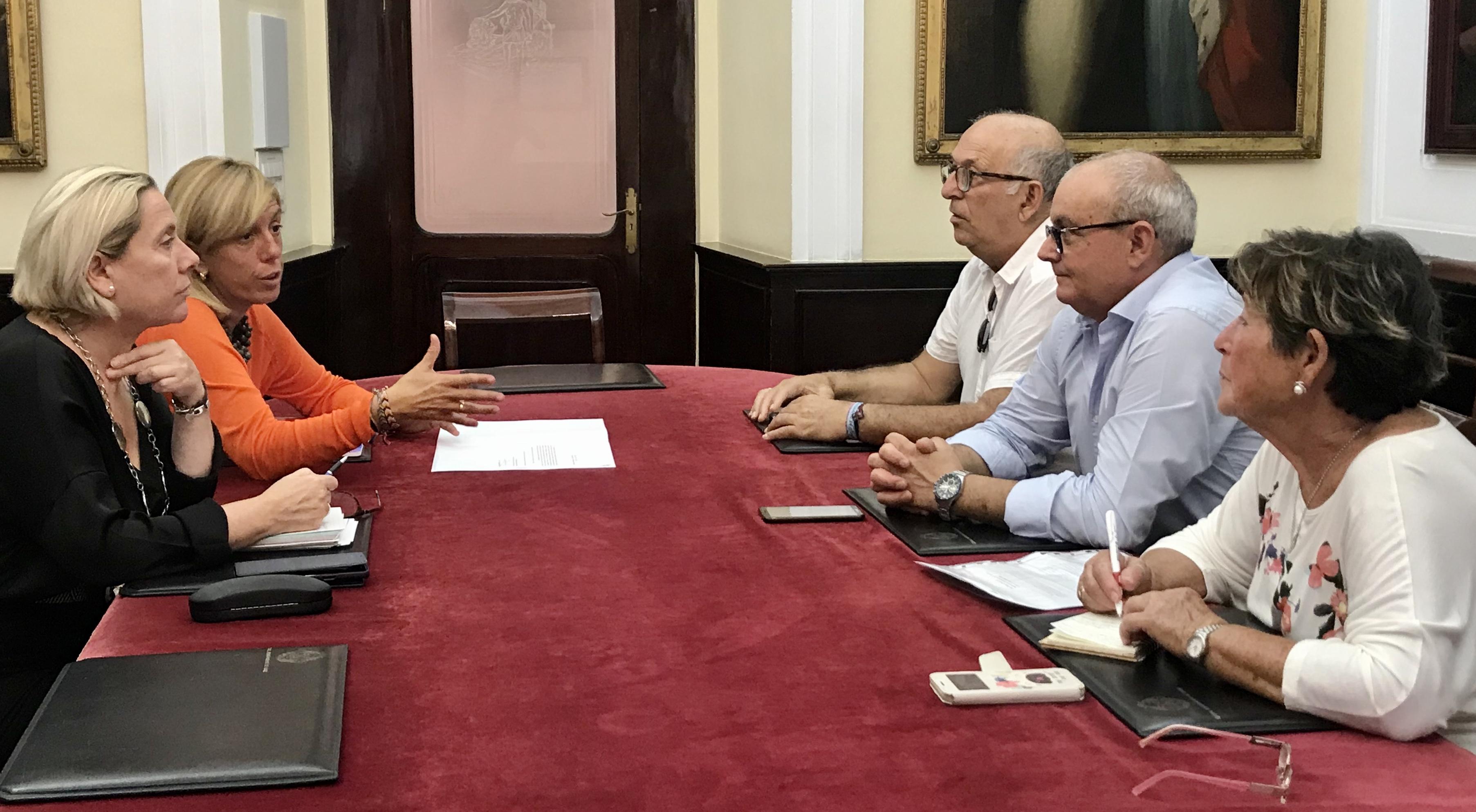 REUNIÓN PSOE CONSEJO TERRITORIAL BAHÍA CÁDIZ Y CAMPIÑA JEREZ